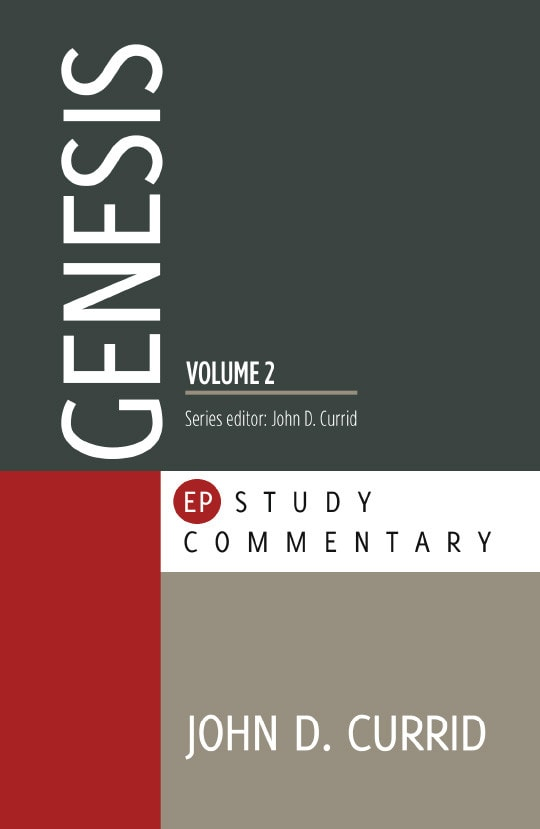 Ep Books The Store For Books: EPSC Genesis Volume 2 By John D Currid