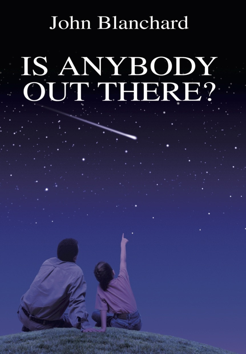 Ep Books The Store For Books: Is There Anybody Out There ? By John Blanchard