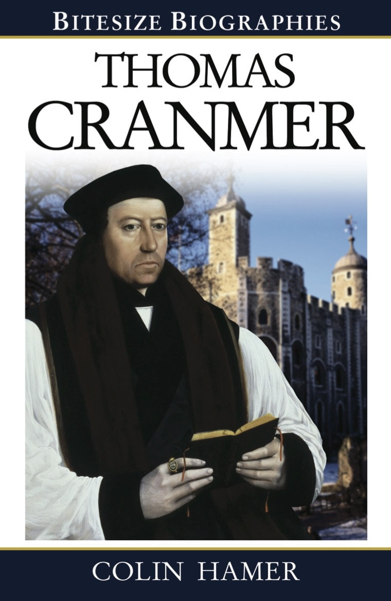 Ep Books The Store For Books: Thomas Cranmer By Colin Hamer