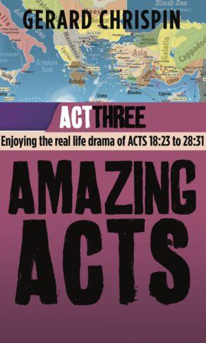 Amazing Acts Volume 3 9781783971688