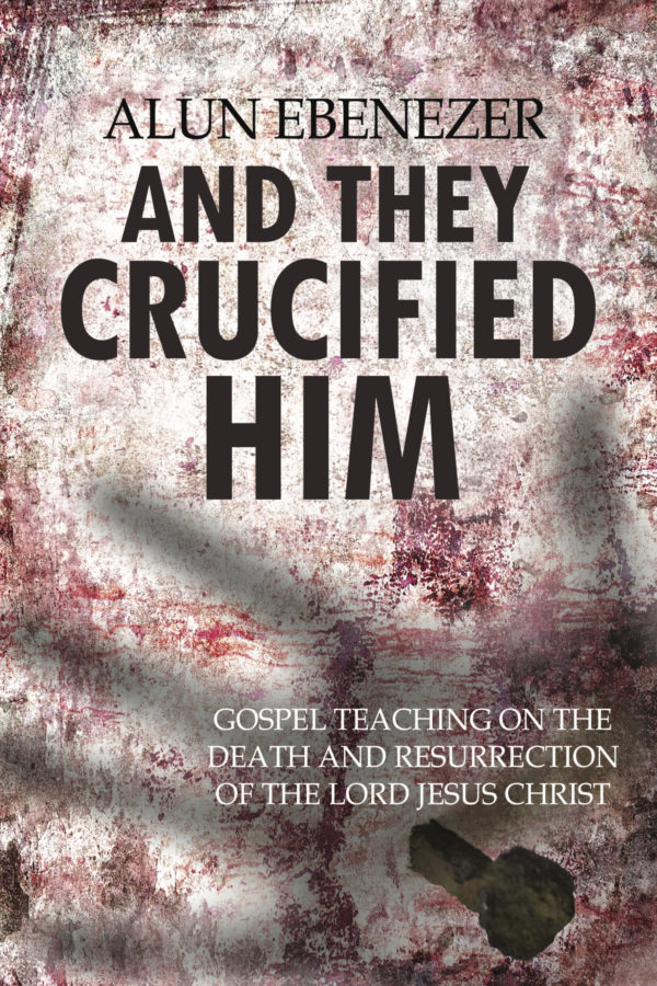 And they crucified him