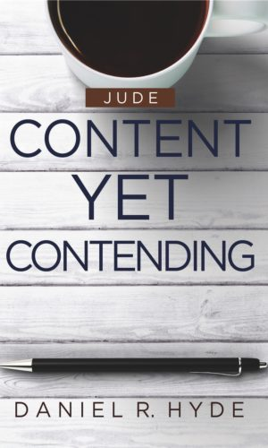 Content yet Contending front