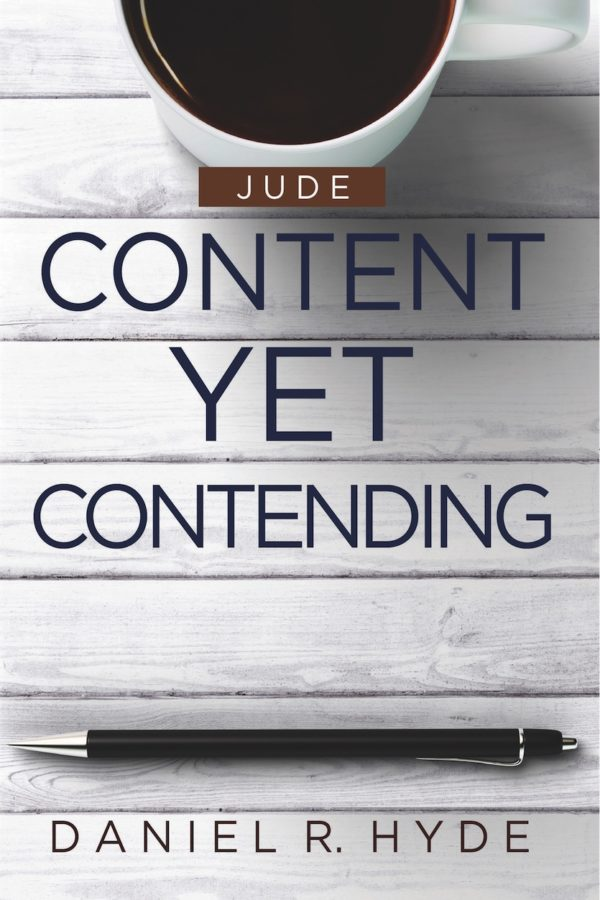 Content yet Contending front
