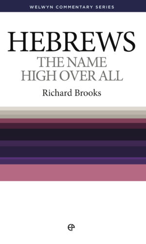 WCS HEBREWS Richard Brooks