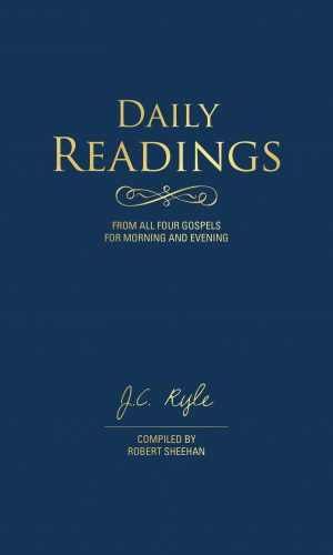 front cover of daily readings