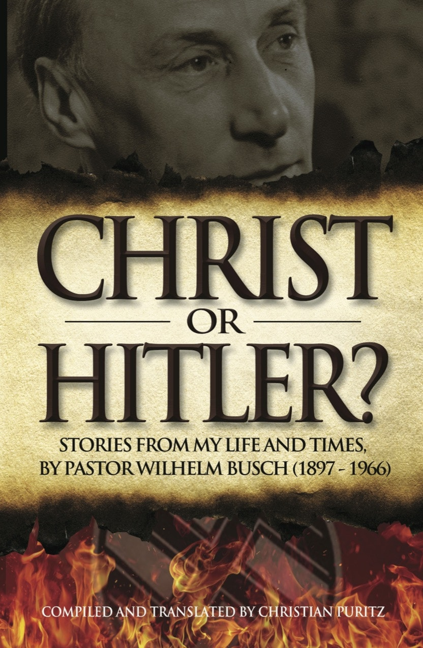 Ep Books The Store For Books: Christ Or Hitler By Christian Puritz