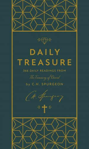 Daily Treasure: 366 daily readings from Spurgeon's Treasury of David