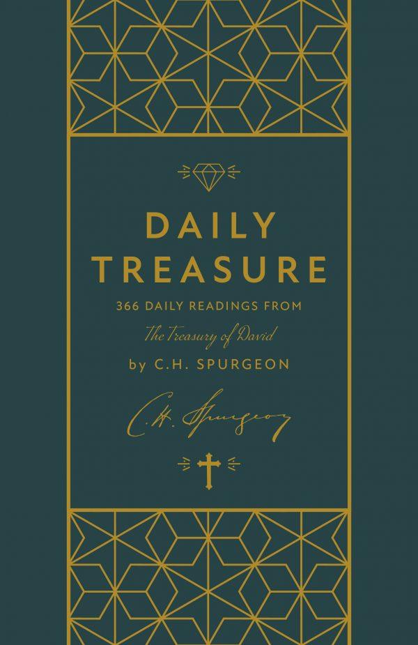 Daily Treasure: 366 daily readings from Spurgeon's Treasury of David